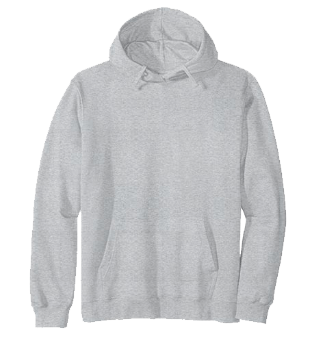 An image of the pullover hoodies available on CustomYachtShirts.com