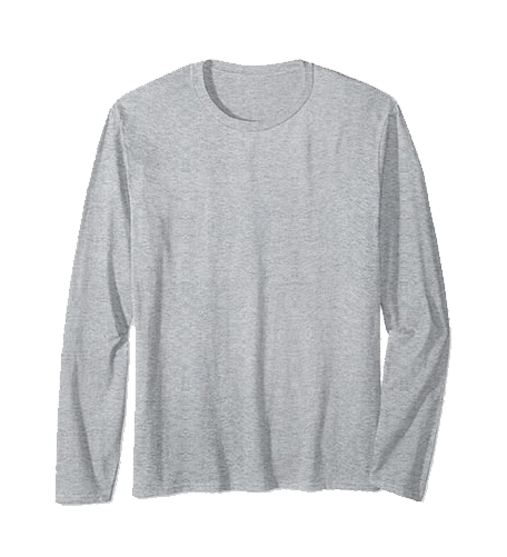 An image of the longsleeve t-shirts available on CustomYachtShirts.com for your custom yacht products.