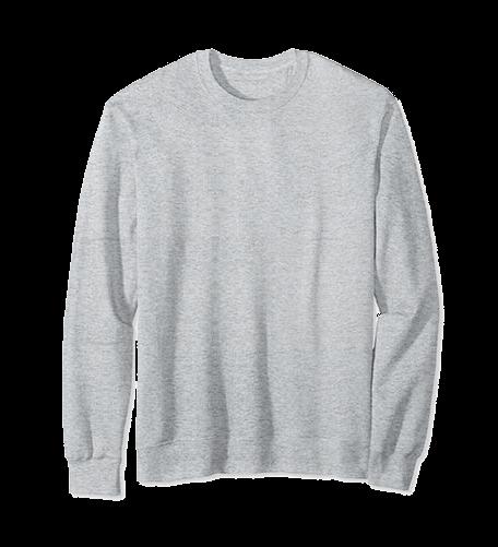An image of the sweatshirt available for custom printing on Custom Yacht Shirts.com.