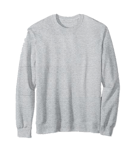 An image of the sweatshirts available at CYS.