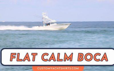 Flat Calm Boca Raton