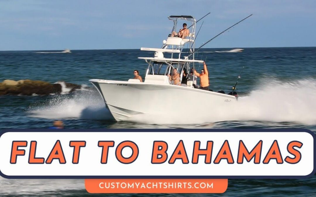 Flat Calm to the Bahamas