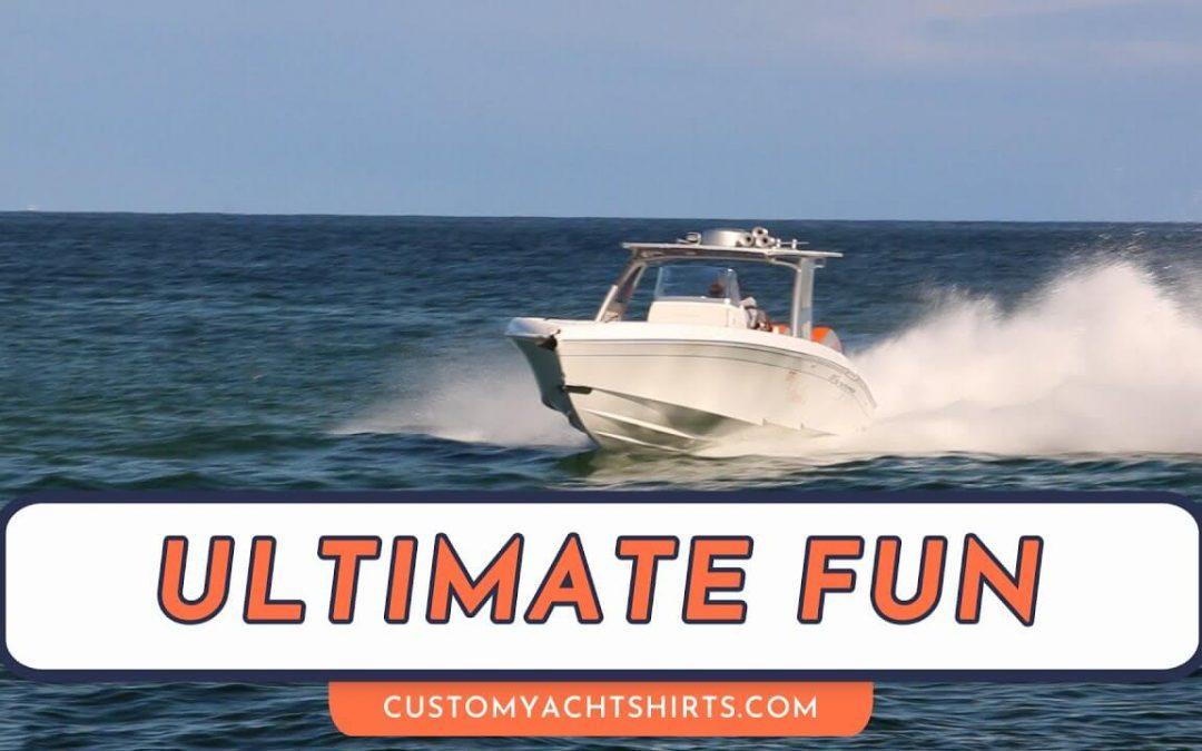 Ultimate Fun at Boca Raton Inlet
