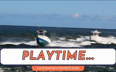Playtime at the Inlet