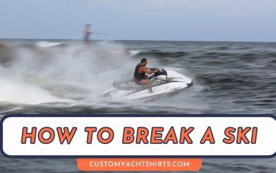 How to Break a Jet Ski