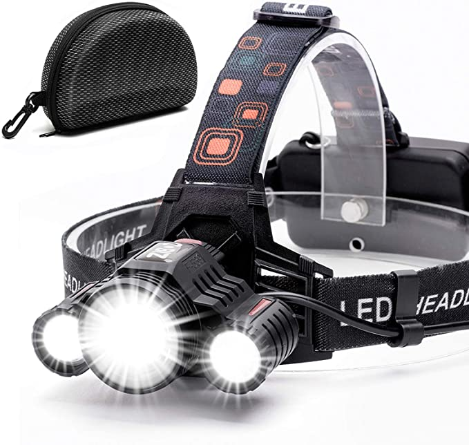 An image of Cobiz 6000 lumen headlight. The perfect gift for Boat Owners..