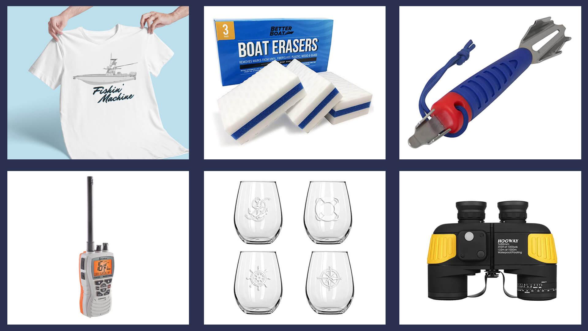 An image of the custom boat gear created by Custom Yacht Shirts