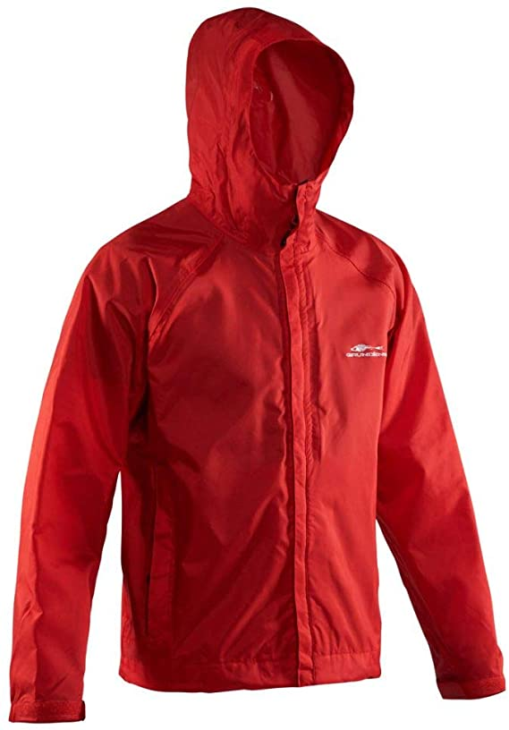 An image of the Grudens Waterproof Fishng jacket