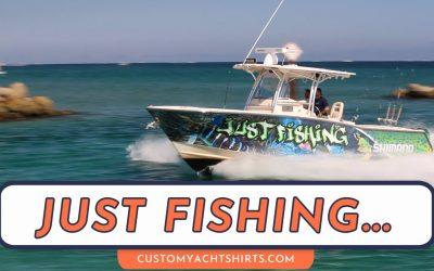 Just Fishing Boats