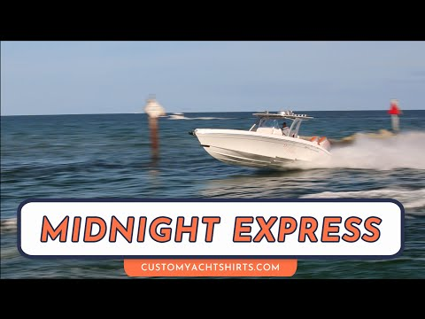 Midnight Express Boats