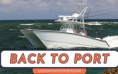 Back to Port