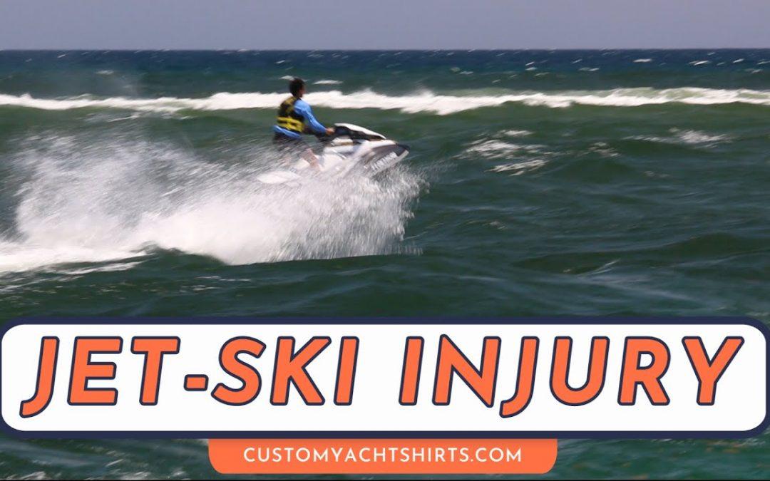 Jet Ski Injury