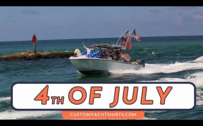 4th of July Boat Videos