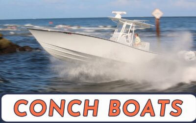 Conch Boats