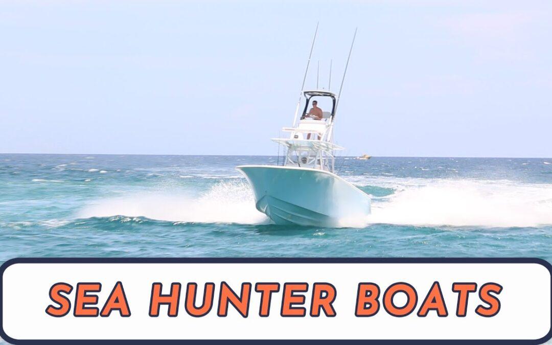 Sea Hunter Boats