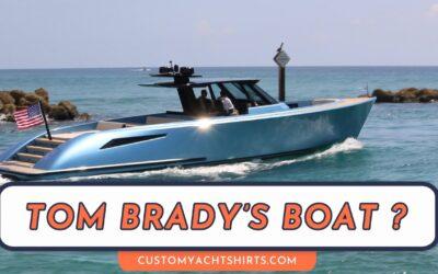 Tom Bradys Boat