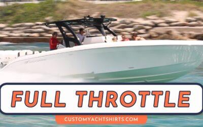 Full Throttle Boats