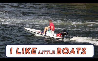 I like Little Boats